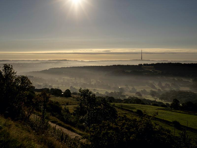 Yorkshire, Huddersfield